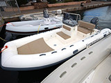 location bateau Tempest 530