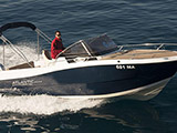 location bateau Atlantic Marine 730
