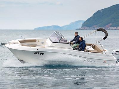 äußere Atlantic Marine 750