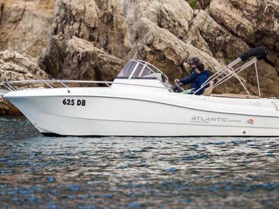 outside Atlantic Marine 750