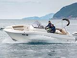 location bateau Atlantic Marine 750
