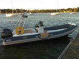 location bateau Marsea 590
