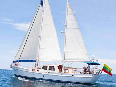 location bateau Jubilaeum