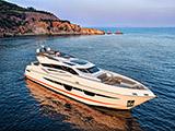 location bateau Numarine 105HT