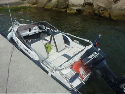 location bateau Rio 400 Olé