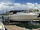 location bateau Forboat 37