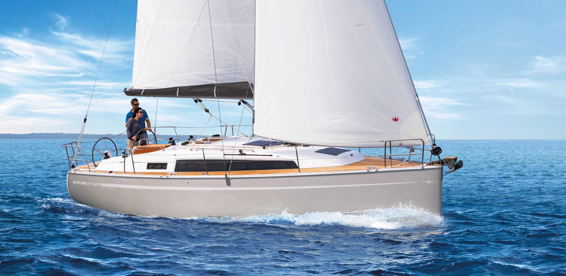 location bateau Bavaria Cruiser 34
