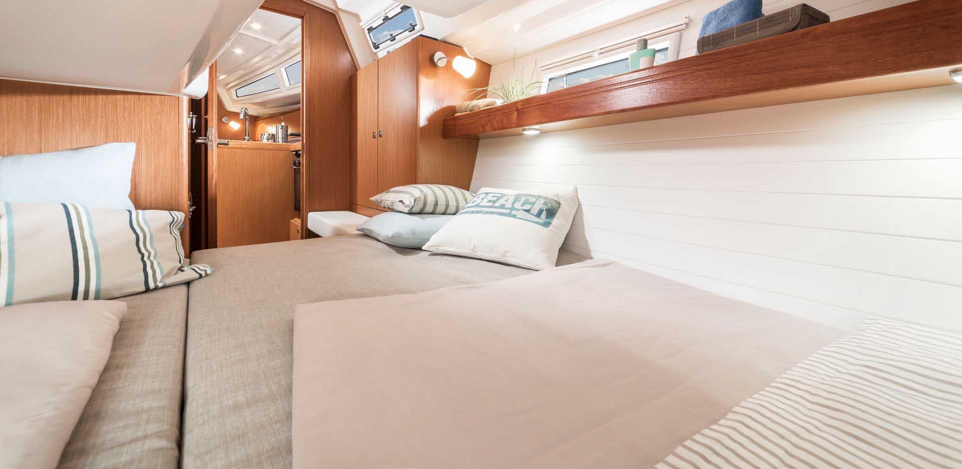 interno Bavaria Cruiser 34