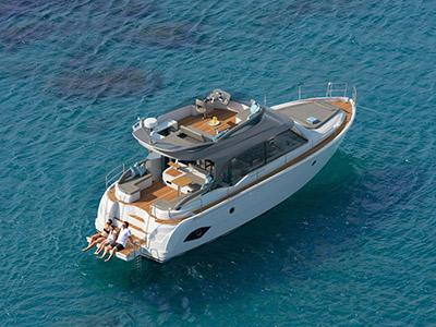 Location bateau  Bavaria E40 Fly