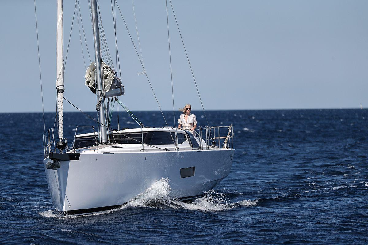 location bateau Elan GT5