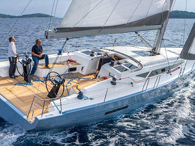 location bateau More 40