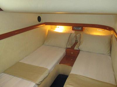 intérieur Cranchi Atlantique 51