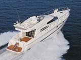 location bateau Cranchi Atlantique 51