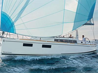 Location bateau  Oceanis 38.1