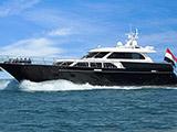 location bateau Continental One