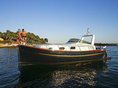 location bateau Menorquin 120 open