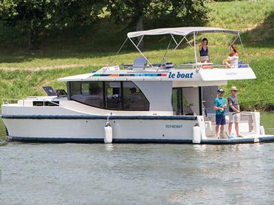 Location bateau  Horizon 2-S
