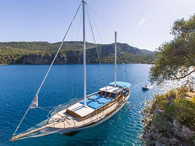location bateau Dilara-1
