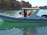location bateau Revenger 24