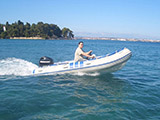 location bateau Lodestar 410