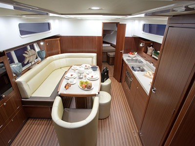 interno Delphia 1350 Escape