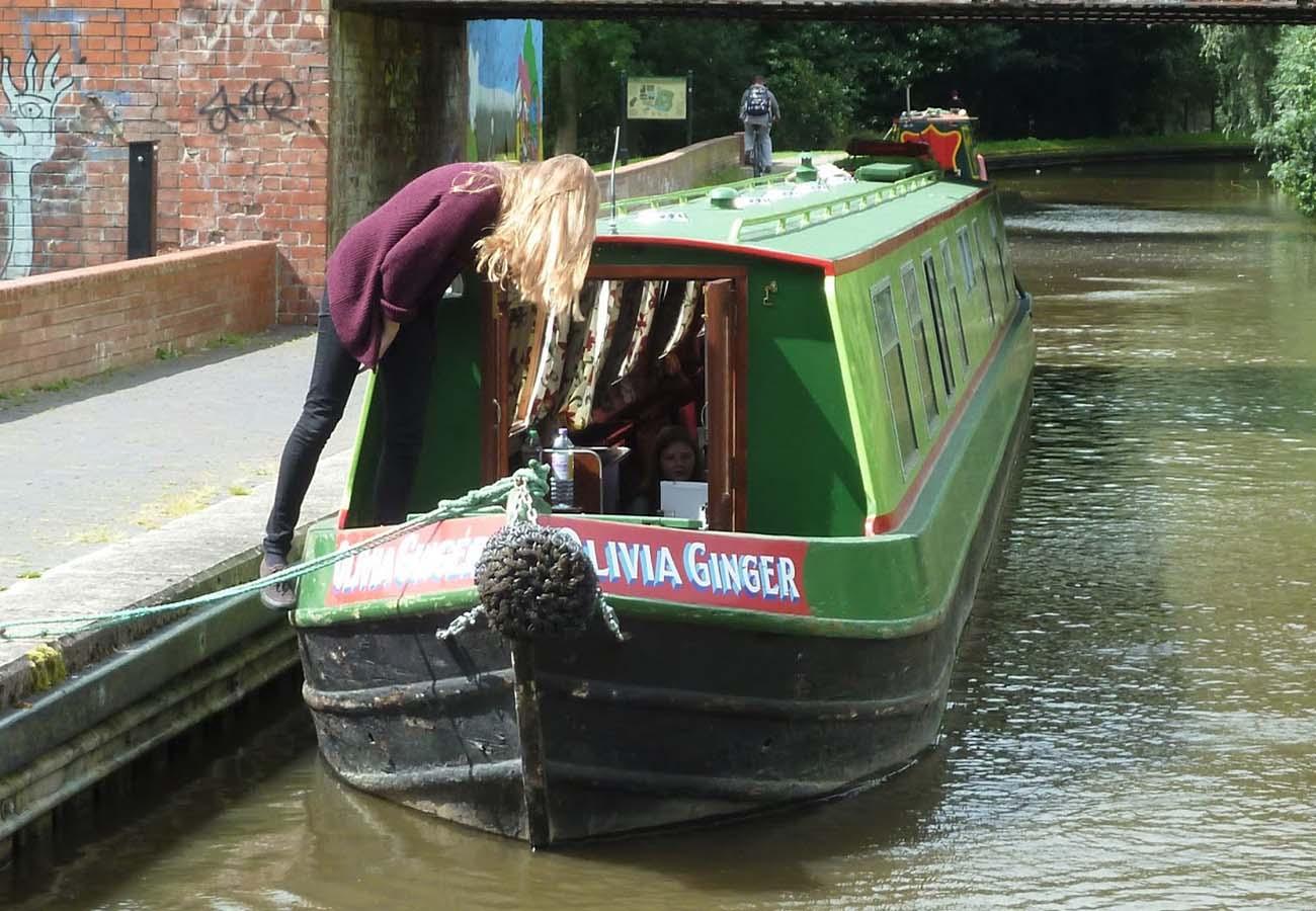 location bateau Olivia Ginger