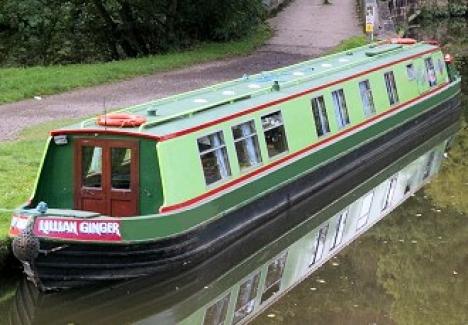 location bateau Lillian