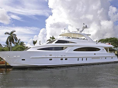 location bateau Hargrave 100