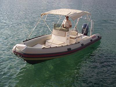 äußere Joker Boat Coaster 650