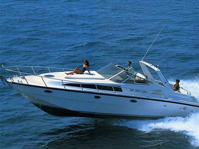 Location bateau  Rio 1100 Cabin