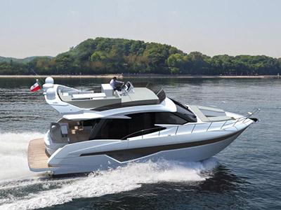 location bateau Galeon 460 Fly