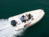 location bateau Selva 490