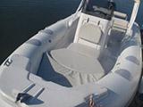 location bateau 3D Tender 580