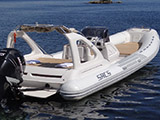 location bateau Sacs 750