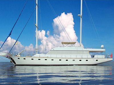 location bateau Caneren