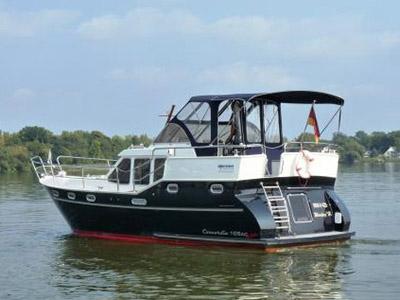 location bateau Concordia 105 AC