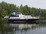 location bateau Holiday 1260 deluxe