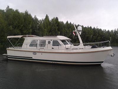 Location bateau  Linssen GS 34.9 Sedan
