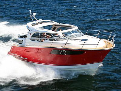 location bateau Marex 320 ACC