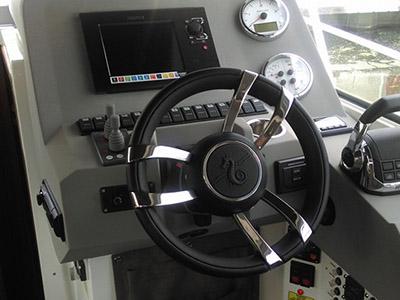 intérieur Marex 320 ACC