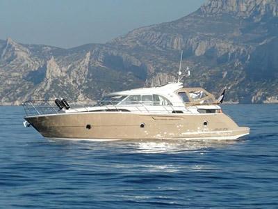 location bateau Marex 370 ACC