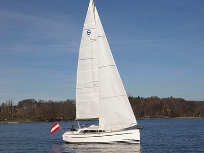 location bateau Sunbeam 30.1