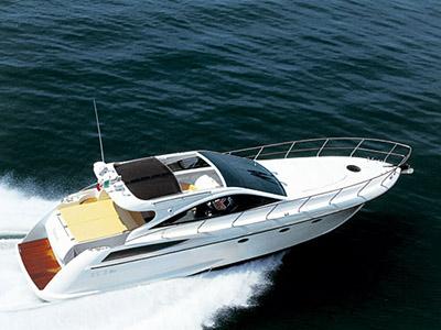 location bateau Della Pasqua DC 13 Elite