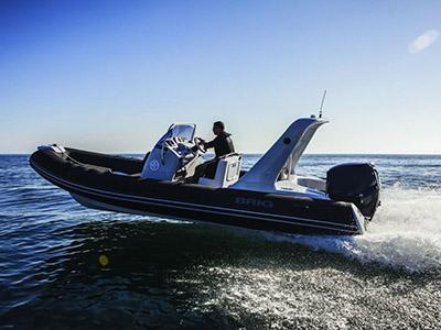 Location bateau  Brig 650