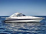 location bateau Pershing 45