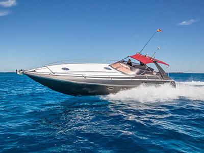 location bateau Sunseeker 41 Tomahawk