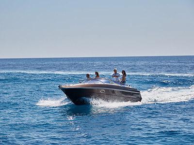 Location bateau  Sunseeker Mohawk 27
