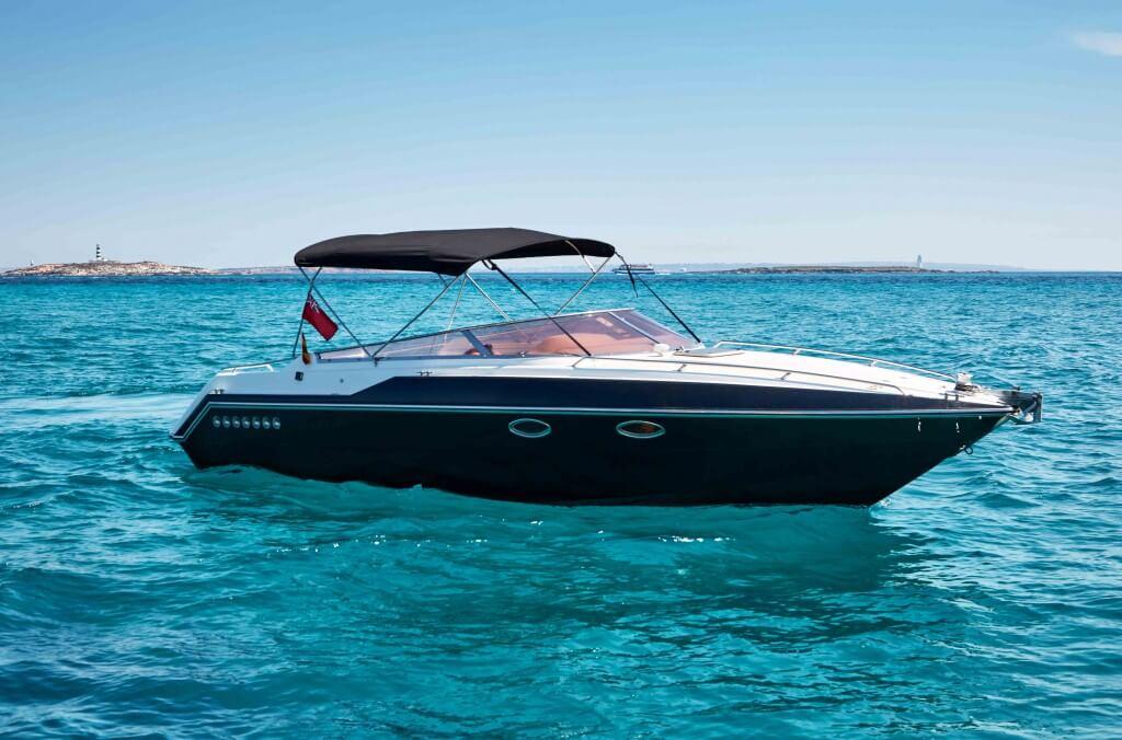 location bateau Sunseeker Mohawk 29