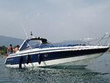 location bateau Sunseeker 43 Thunderhawk