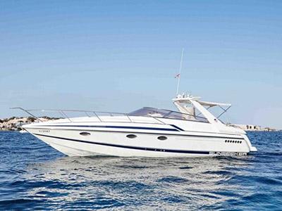 Location bateau  Sunseeker San Remo 35